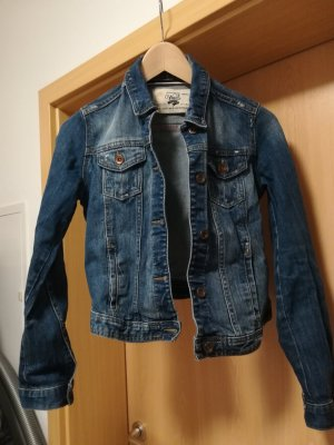 Jeans Jacke Zara Größe S
