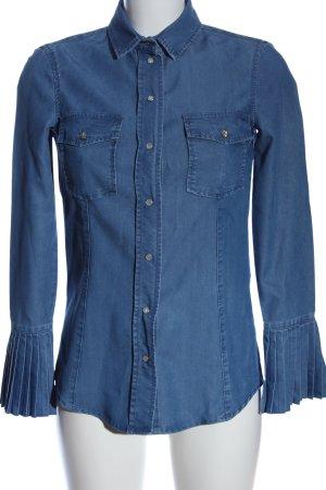 Jeans Jeanshemd
