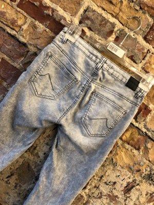 Clockhouse Jeans slim gris clair-gris