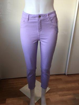 Jeans Jeggings lila