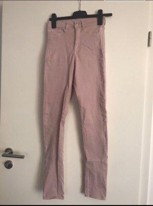 Jeans Jeggings rosa Gr. 27/32 H&M