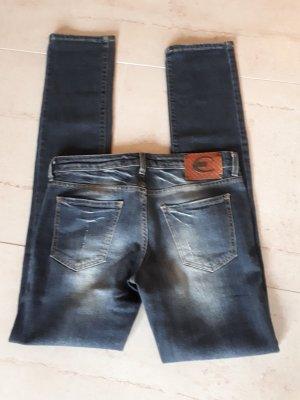 Just cavalli Jeans skinny bleu foncé