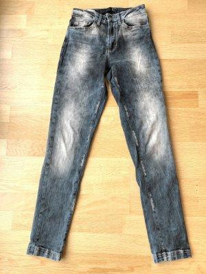 Just cavalli Jeans a vita alta multicolore