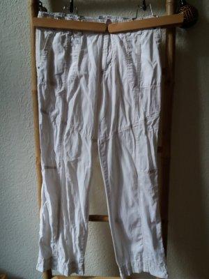Kaffe Jeans vita bassa bianco