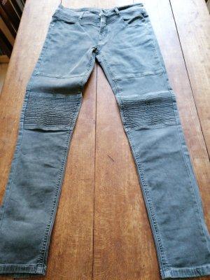 nym Five-Pocket Trousers khaki