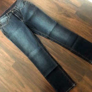 Slim Jeans dark blue