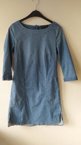 Marc O'Polo Jeansowa sukienka błękitny