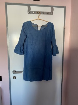 Asos Denim Dress blue
