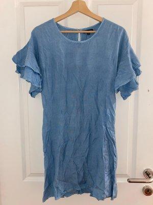 Jeans Kleid aus new York