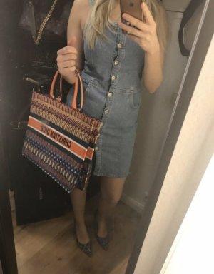 Jeans Kleid mit Knöpfen