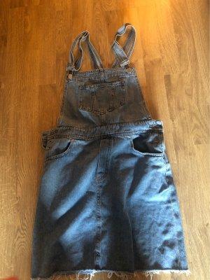 Jeans Kleid mit verstellbaren Trägern