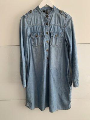 Jeans Kleid oversize