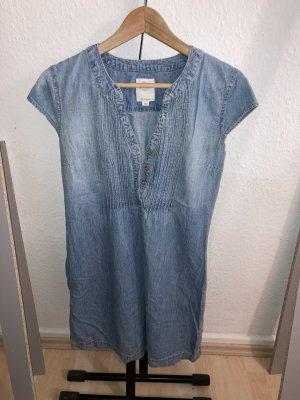 s.Oliver Denim Dress azure-blue