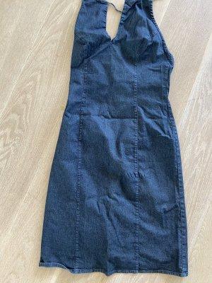 Sisley Denim Dress blue