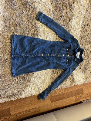 Pepe Jeans Robe en jean bleu