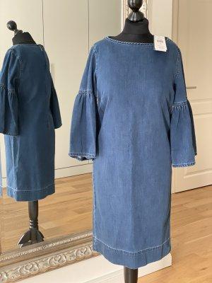 Polo Ralph Lauren Vestido vaquero azul aciano