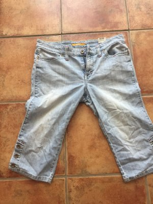 Jeans Knielang