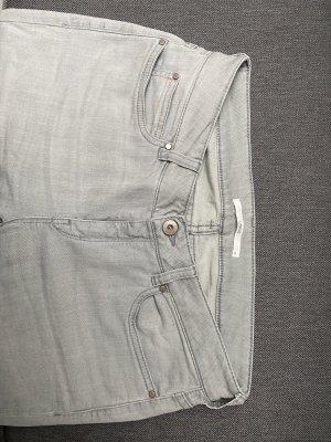 Lanius Slim Jeans light grey-grey