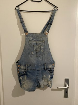 FB Sister Dungarees blue