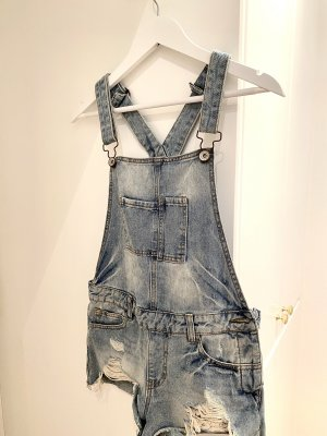 Review Dungarees blue