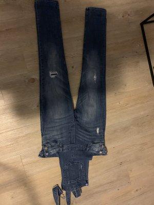 H&M Jeans met bovenstuk veelkleurig