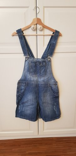 Mango Jeans Peto azul