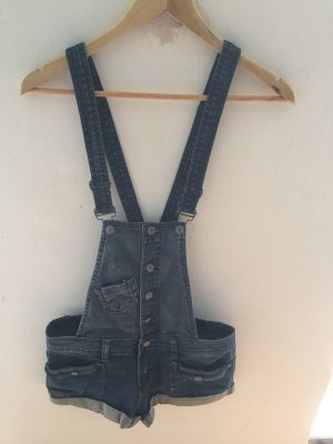 Bib Denim blue