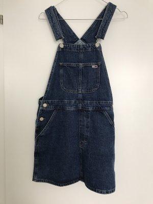 Tommy Jeans Robe en jean bleu