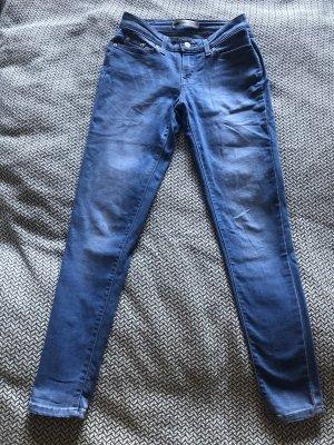 Jeans Leggings Levi's blau