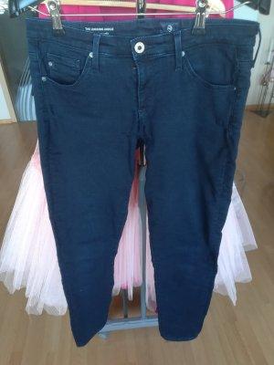 Adriano Goldschmied Skinny jeans donkerblauw