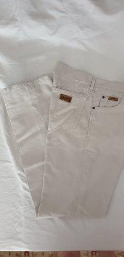 Jeans Leinen Baumwolle Hose von Wrangley Gr.32/34