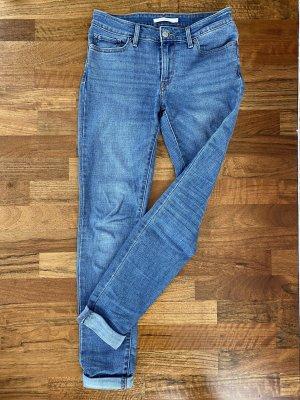 Jeans | Levi's 711 Skinny | Größe 28