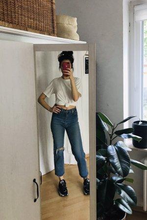 Levi's Jeans a vita alta blu