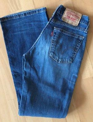 Jeans ♥ LEVI STRAUSS & -Co ♥ 529 89  Slim Boot Cut W27 L30