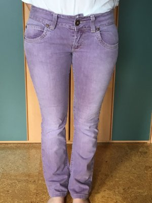Jeans lila 36 only / ONLY