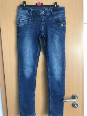 Lost in Paradise Stretch Jeans blue