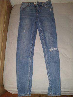Jeans low waist Denim