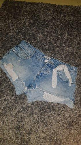Jeans low waist short