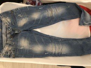 Jeans low waist skinny