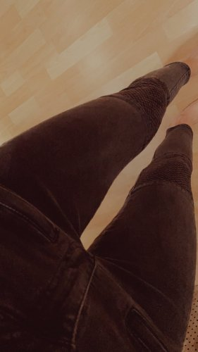 Mango Jeans a 7/8 grigio