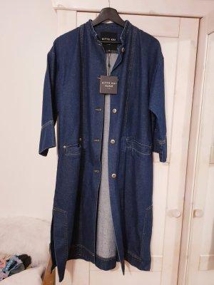 Bitte Kai Rand Robe manteau bleu foncé