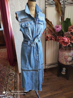 Jeans Mantel, Gr.38-40 L,