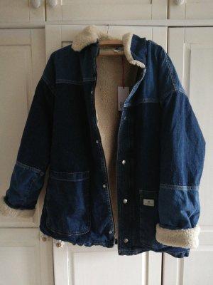 Jeans Mantel vom Urban Outfitters Größe M