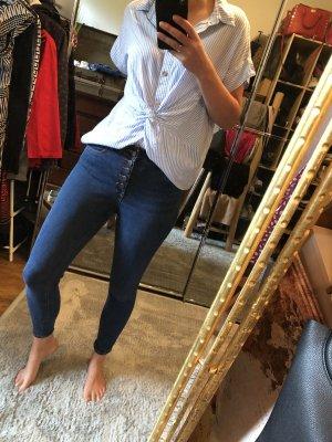 Jeans Midrise Hallhuber