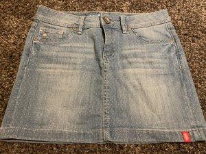Jeans Mini Rock von Edc by Esprit in 32 S