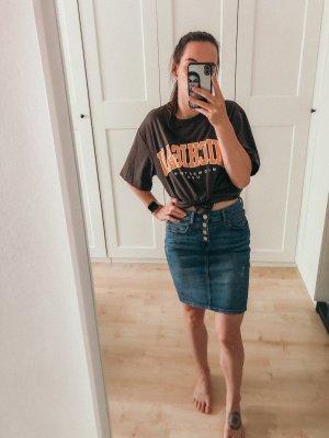 Jeans Mini Rock von Esprit NEU