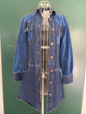 See by Chloé Jeansowa sukienka niebieski
