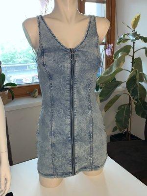 Jeans Minikleid mit Elastan Gr.36/ S / TOP