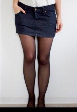 Jeans Minirock gr 34