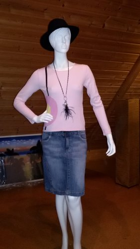 Jeans MiniRock größe 40/42